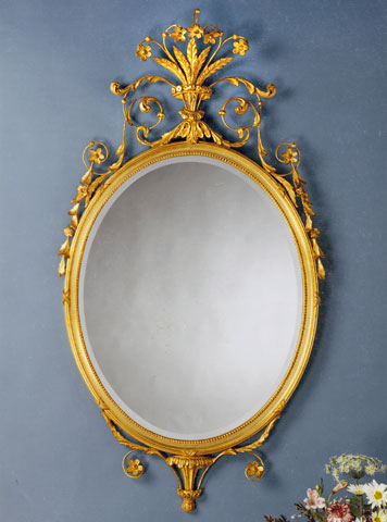 Carvers Guild Defining The Art Of The Decorative Mirror