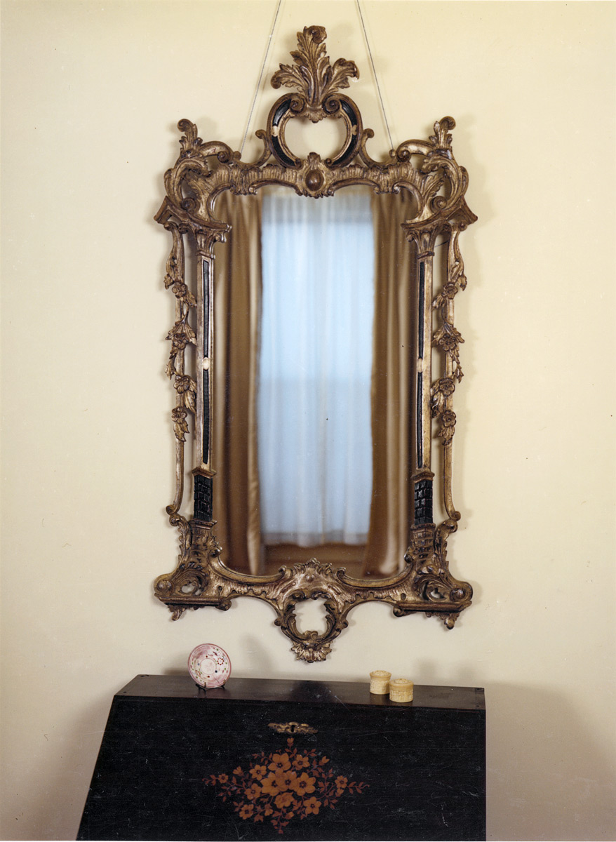 Chinese Chippendale Mirror Carvers Guild