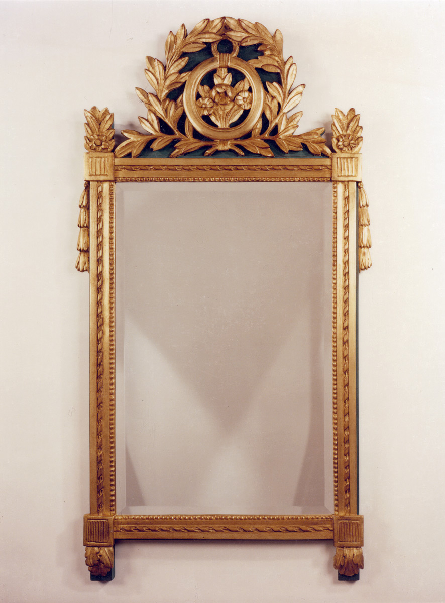 French Provincial Mirror Carvers Guild