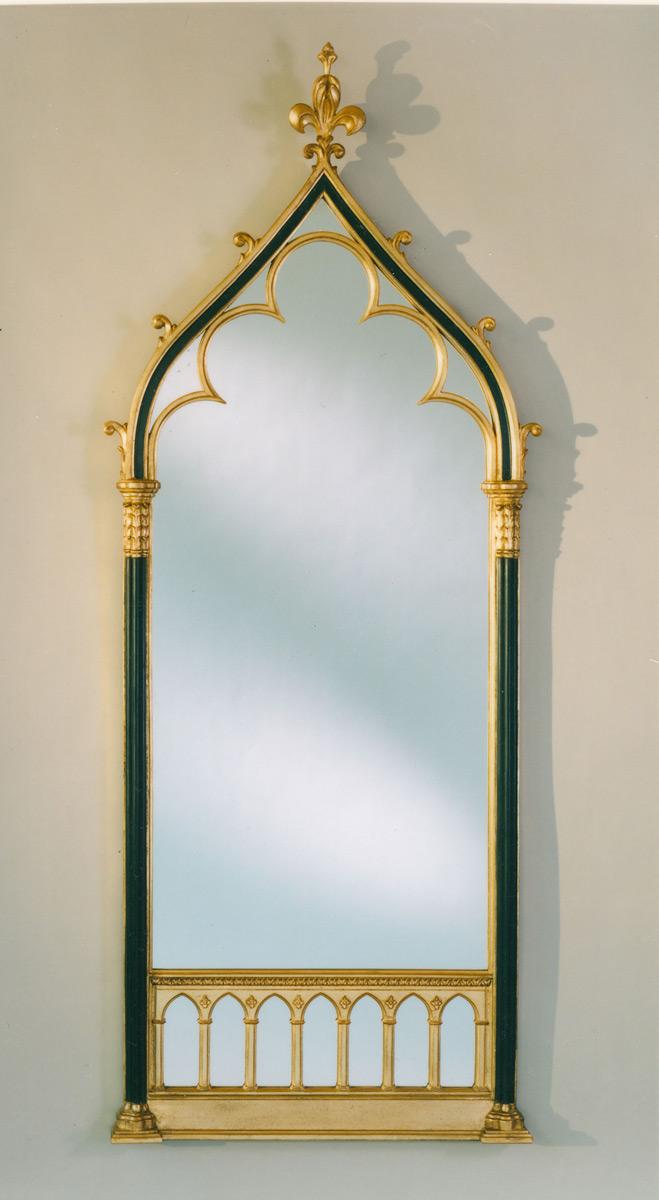 Gothic Mirror Carvers Guild